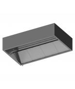 Priesienis dėžutės formos kondensacinis gaubtas Image