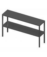 Pastatoma lentyna darbo stalams dviguba Image