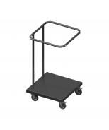 Vežimėlis šiukšlių maišams Image
