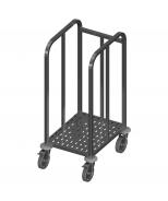 Padėklų vežimėlis Image