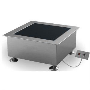 Įmontuojamas indukcinė viryklė, ø 280 mm 3,5 kW Image