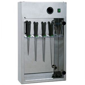 Peilių sterilizatorius su laikmačiu 20 vnt. l = 350 mm Image
