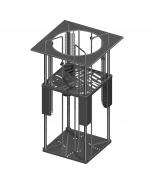 Įmontuojamas lėkščių dispenseris Image