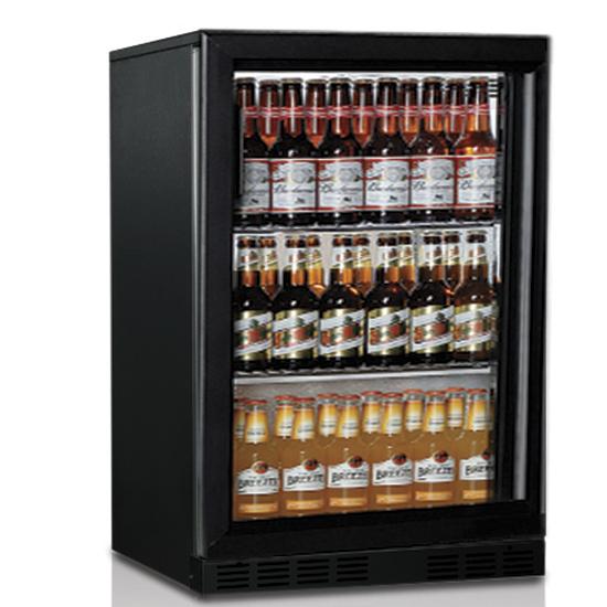 Pobarinis šaldytuvas 1-durys, 133 litrai, +1°/+10°C Image