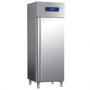 Šaldytuvas 400 litrų, pagamintas iš nerūdijančio plieno, 460x485 mm, -2 ° / + 8 ° C Image