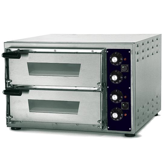 Elektrinė picos krosnis 1+1 pica ø 340 mm, mechaninė kontrolė Image