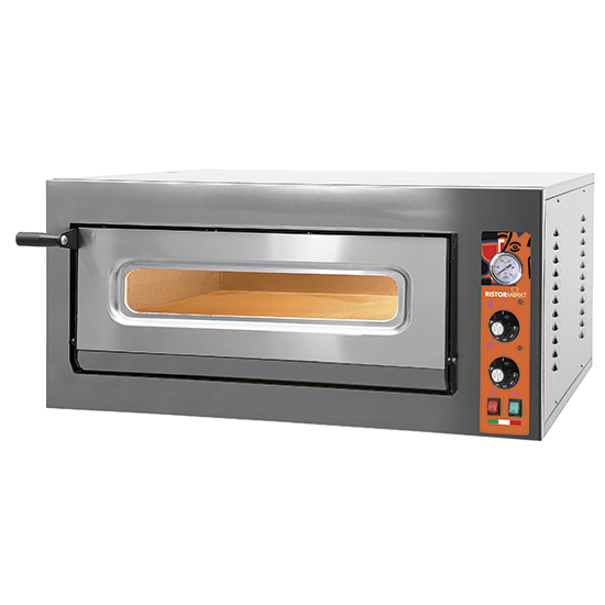 Elektrinė picos krosnis, talpa 6 picos ø30 cm, mechaninė kontrolė Image
