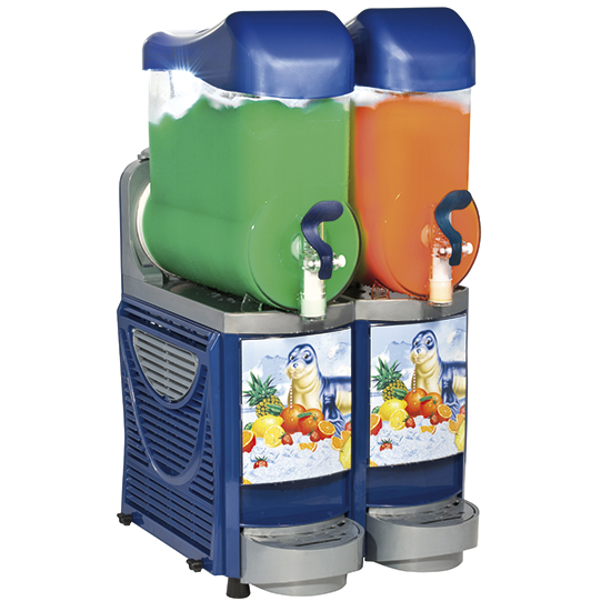 Šerbeto gamybos aparatas, 2x10 litrų Image