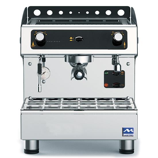 Espreso kavos aparatas, pusiau automatinė 1 grupė, 3 litrai Image