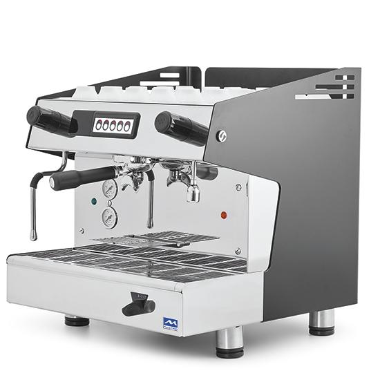Espreso kavos aparatas, automatinė, 1 grupė, 5 litrai Image