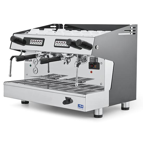 Espreso kavos aparatas, automatinė, 2 grupė, 9 litrai Image