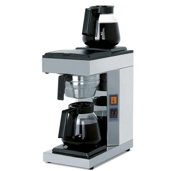 Kavos aparatas, 2 stiklinės talpos po 1,8 litro Image