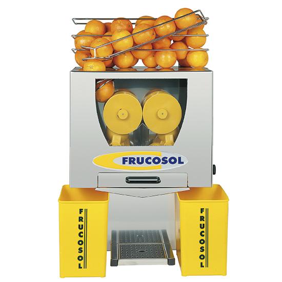 Sulčiaspaudė, automatinė, 20-25 apelsinų / minutė, max ø 85 mm Image