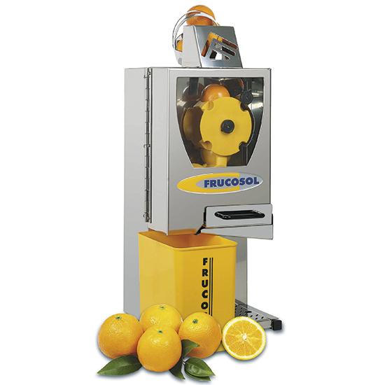 Sulčiaspaudė, automatinė, 10-12 apelsinų / minutę, maksimalus ø 70 mm Image
