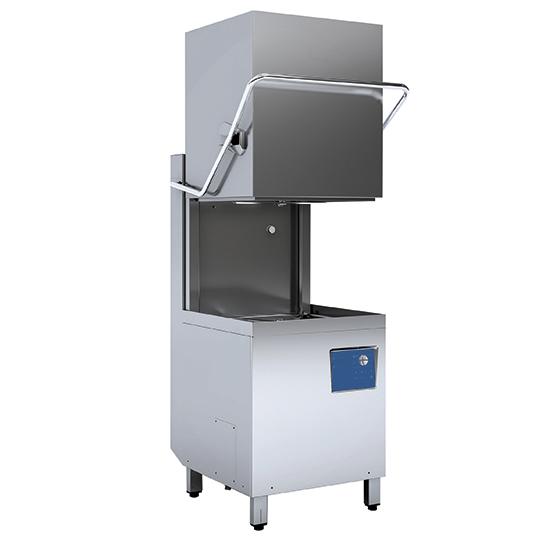 Kupolinė indų plovimo mašina, mechaninė, 50x50 cm, max h = 42 cm Image