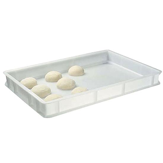 Plastikinė dėžė picos rutuliams, 600x400x70 mm Image