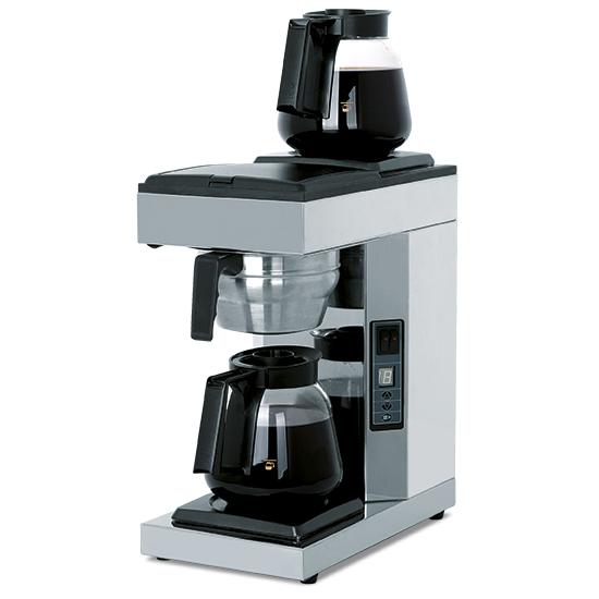 Kavos aparatas automatinis, 2 stiklinės talpos po 1,8 litro Image