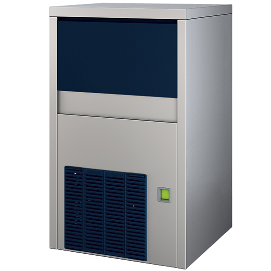 Ledo PEBBLE / FROZEN STONE generatorius, oru aušinamas, 55 kg/24 h Image